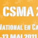 Affiche congrès CSMA