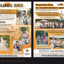 Club Lunel Bike flyer R/V-A5